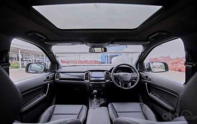 Ford Everest Titanium Biturbo New 2021, cập bến3