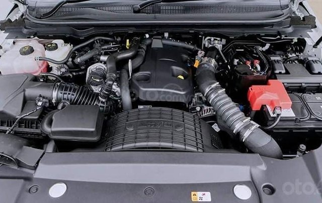 Ford Everest Titanium Biturbo New 2021, cập bến5
