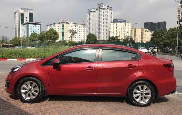 Bán Kia Rio 1.4 AT 2016, màu đỏ4