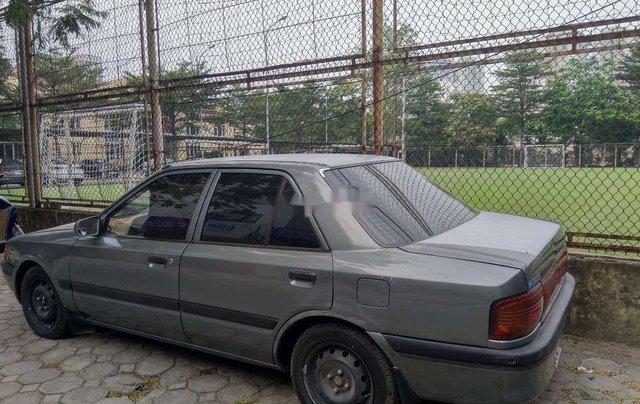 Bán xe Mazda 323 sản xuất năm 1994, màu xám, nhập khẩu nguyên chiếc, giá tốt1