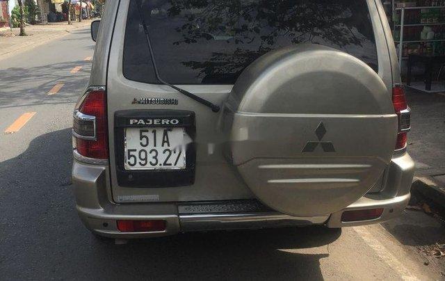 Cần bán xe Mitsubishi Pajero năm 2000 còn mới0