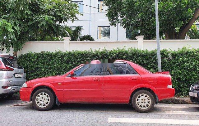 Cần bán lại xe Ford Laser năm sản xuất 2000, màu đỏ chính chủ 1