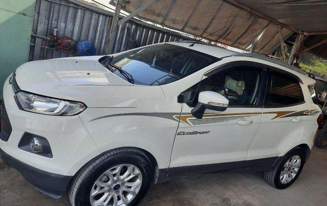 Cần bán gấp Ford EcoSport sản xuất 2015, nhập khẩu nguyên chiếc0