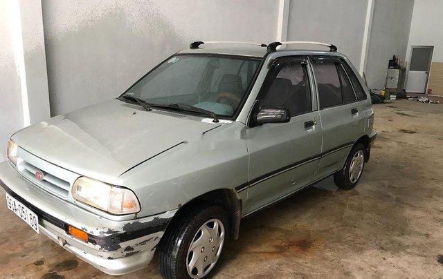 Bán Kia CD5 sản xuất năm 2000, màu bạc1