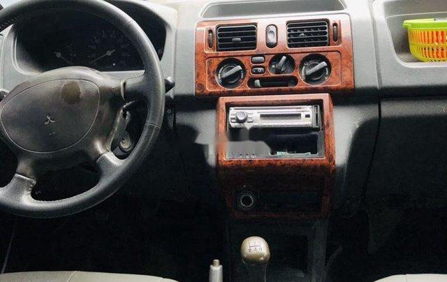Cần bán xe Mitsubishi Jolie đời 2003, màu xanh lam, nhập khẩu nguyên chiếc, giá tốt4