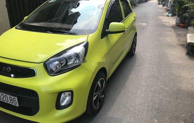 Cần bán xe Kia Morning sản xuất 2016 còn mới2