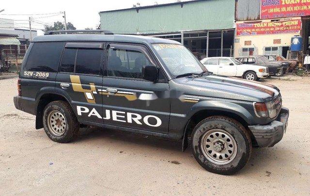 Cần bán gấp Mitsubishi Pajero năm 2002, nhập khẩu1