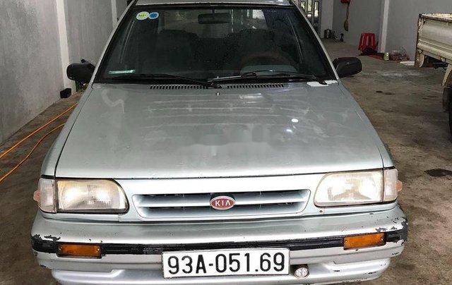 Bán Kia CD5 sản xuất năm 2000, màu bạc0