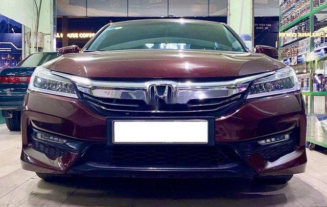 Bán xe Honda Accord năm 2016, nhập khẩu nguyên chiếc còn mới0