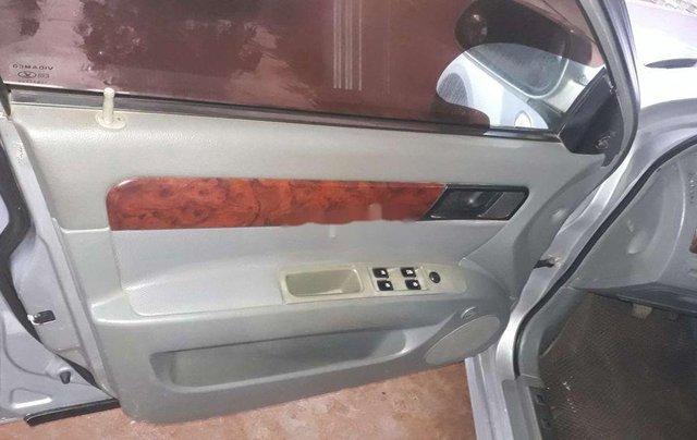 Cần bán gấp Daewoo Lacetti đời 2009, màu bạc, nhập khẩu nguyên chiếc 3