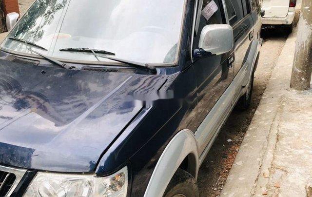 Cần bán xe Mitsubishi Jolie đời 2003, màu xanh lam, nhập khẩu nguyên chiếc, giá tốt1