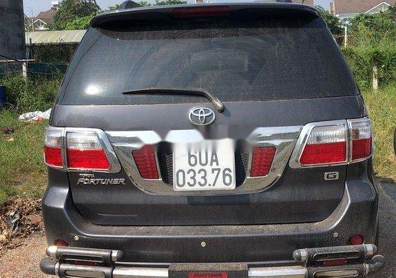 Cần bán xe Toyota Fortuner sản xuất năm 2009, nhập khẩu2
