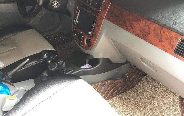 Bán Chevrolet Lacetti năm sản xuất 2010, màu đen, 169tr2