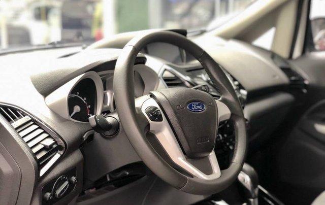 Cần bán Ford EcoSport năm 2015, màu trắng còn mới, giá tốt7
