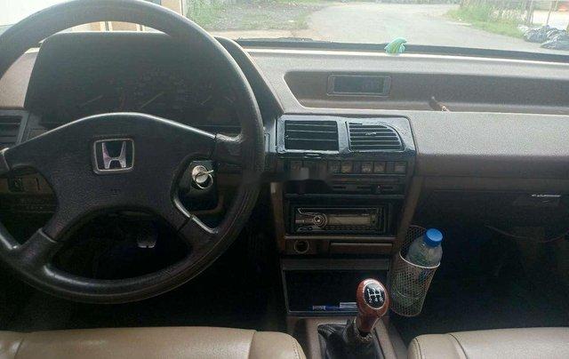 Bán ô tô Honda Accord năm sản xuất 1990, màu xám, nhập khẩu, giá 48tr7