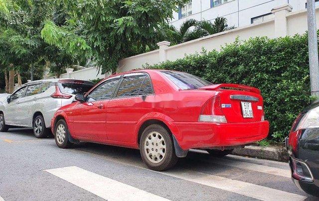 Cần bán lại xe Ford Laser năm sản xuất 2000, màu đỏ chính chủ 0