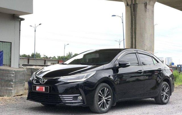 Bán Toyota Corolla Altis Luxury sản xuất 2017, 720 triệu1