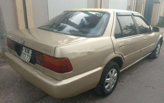 Bán ô tô Honda Accord năm sản xuất 1990, màu xám, nhập khẩu, giá 48tr3