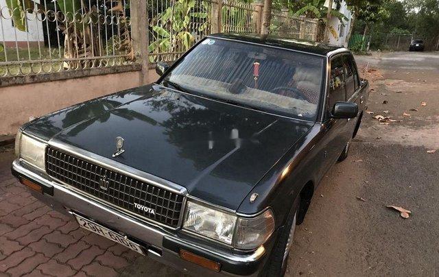 Bán Toyota Crown sản xuất năm 1988, nhập khẩu nguyên chiếc, giá chỉ 65 triệu0