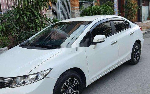 Cần bán gấp Honda Civic sản xuất năm 2013 còn mới4