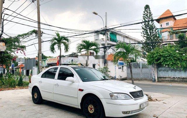 Cần bán gấp Ford Mondeo 2003, màu trắng1