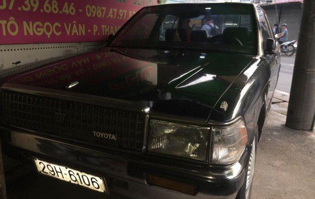 Bán Toyota Crown sản xuất năm 1988, nhập khẩu nguyên chiếc, giá chỉ 65 triệu2