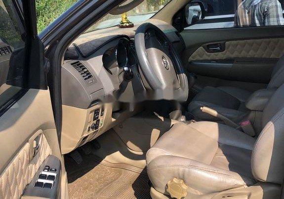 Cần bán xe Toyota Fortuner sản xuất năm 2009, nhập khẩu3