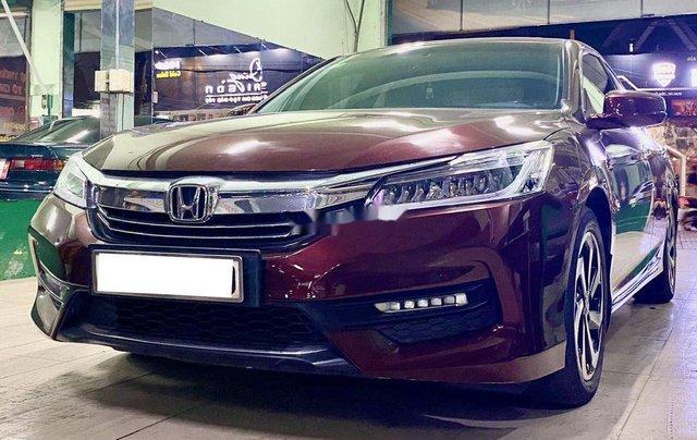 Bán xe Honda Accord năm 2016, nhập khẩu nguyên chiếc còn mới1