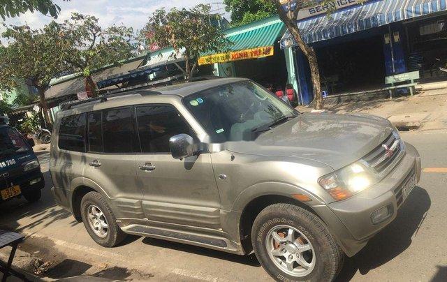 Cần bán xe Mitsubishi Pajero năm 2000 còn mới3