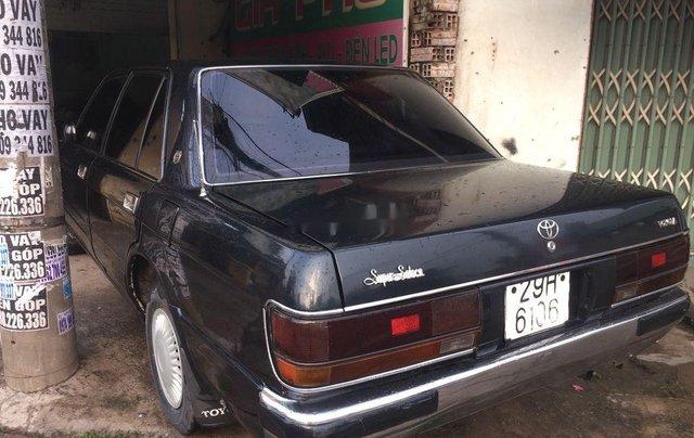 Bán Toyota Crown sản xuất năm 1988, nhập khẩu nguyên chiếc, giá chỉ 65 triệu1