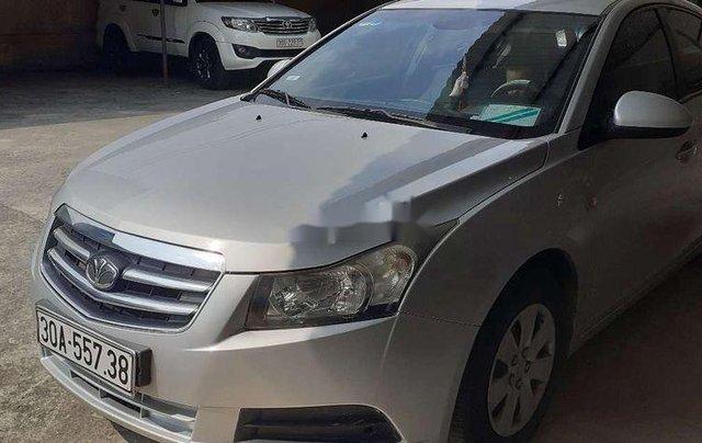 Bán xe Daewoo Lacetti sản xuất 2010, màu bạc, nhập khẩu nguyên chiếc chính chủ, 250tr1