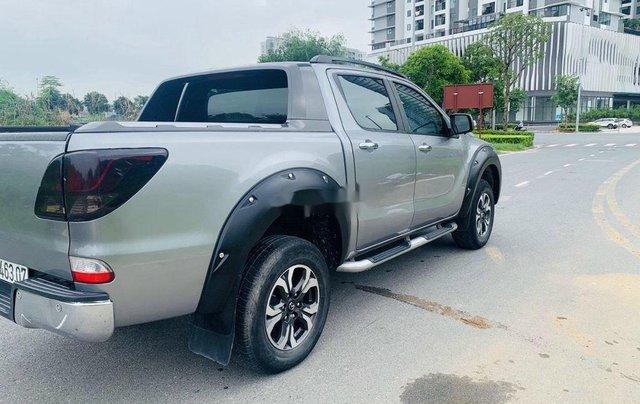 Cần bán xe Mazda BT 50 sản xuất 2017, màu xám, xe nhập còn mới, 500 triệu5