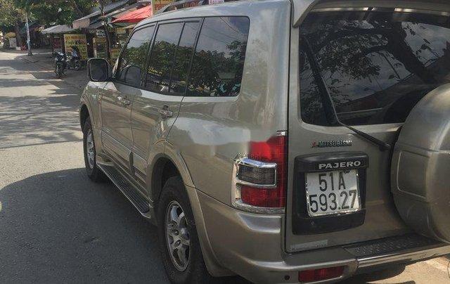 Cần bán xe Mitsubishi Pajero năm 2000 còn mới1