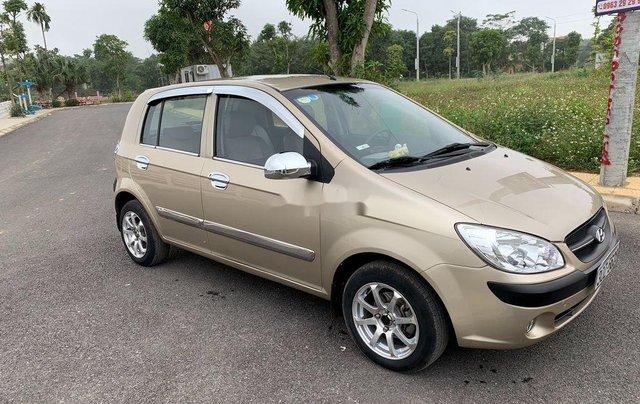 Cần bán lại xe Hyundai Getz năm sản xuất 2010, giá chỉ 225 triệu1