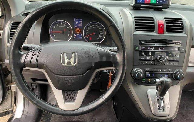Bán Honda CR V 2012, màu bạc số tự động, giá tốt6