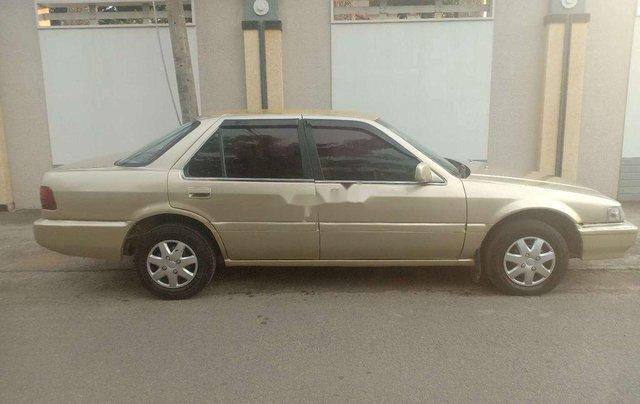 Bán ô tô Honda Accord năm sản xuất 1990, màu xám, nhập khẩu, giá 48tr2