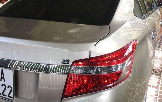 Cần bán gấp Toyota Vios năm 2015 còn mới, 425 triệu1