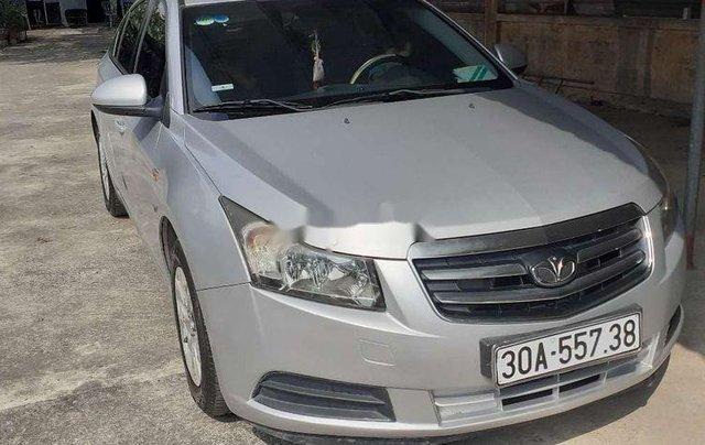 Bán xe Daewoo Lacetti sản xuất 2010, màu bạc, nhập khẩu nguyên chiếc chính chủ, 250tr0