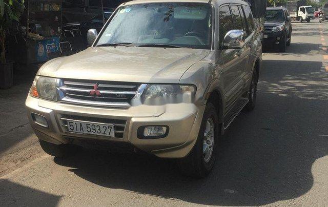 Cần bán xe Mitsubishi Pajero năm 2000 còn mới5
