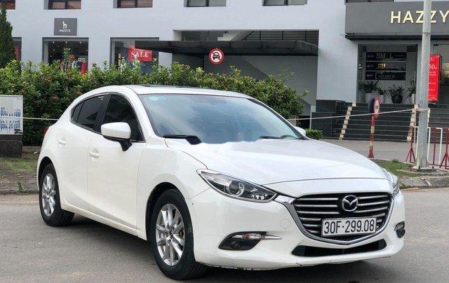 Xe Mazda 3 năm 2017, màu trắng, giá 589tr2