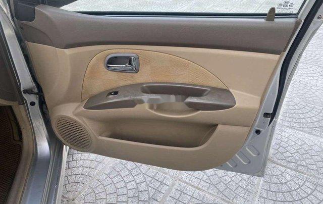 Bán Kia Morning sản xuất năm 2004, màu bạc, nhập khẩu11