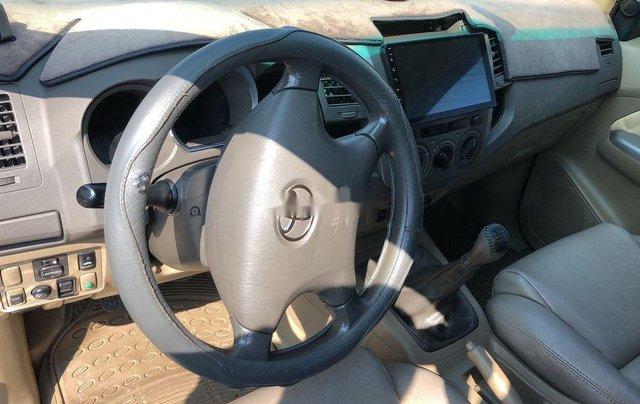 Cần bán xe Toyota Fortuner sản xuất năm 2009, nhập khẩu4