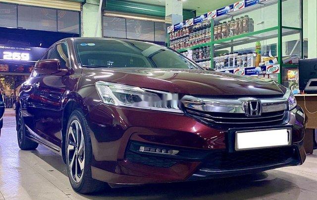 Bán xe Honda Accord năm 2016, nhập khẩu nguyên chiếc còn mới2