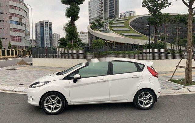 Cần bán Ford Fiesta năm 2012, xe một đời chủ giá thấp4