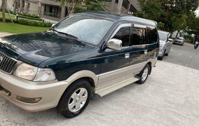 Xe Toyota Zace sản xuất năm 2003 chính chủ, giá chỉ 179 triệu1