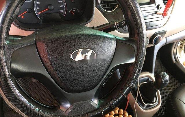 Bán Hyundai Grand i10 sản xuất năm 2016, xe nhập còn mới1