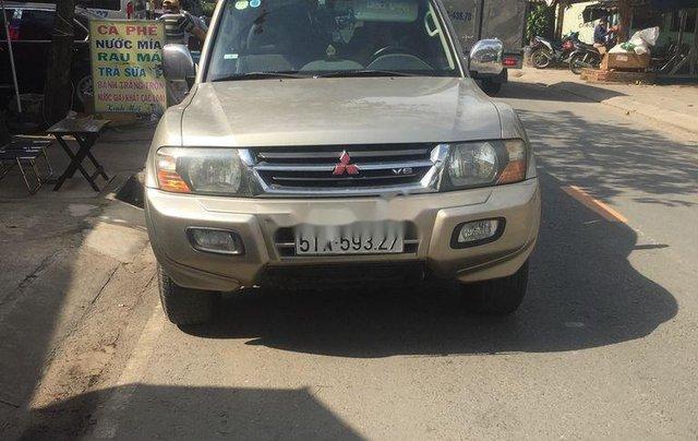 Cần bán xe Mitsubishi Pajero năm 2000 còn mới4