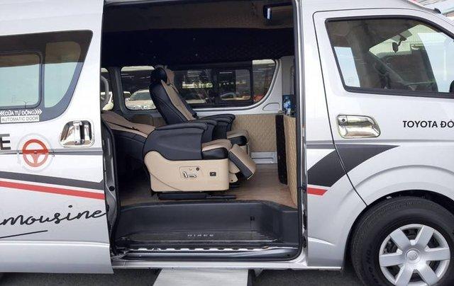 Cần bán gấp Toyota Hiace sản xuất năm 2018 còn mới5