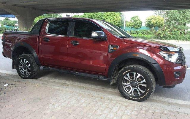 Cần bán gấp Ford Ranger năm 2014, nhập khẩu nguyên chiếc giá cạnh tranh1