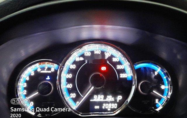 Bán ô tô Toyota Vios đời 2020, màu trắng số tự động5